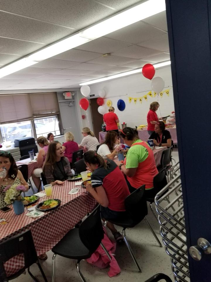 Teacher Appreciation Lunch