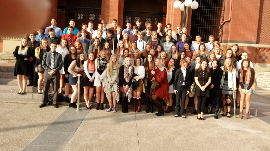 OHHS students who attend the symphony.