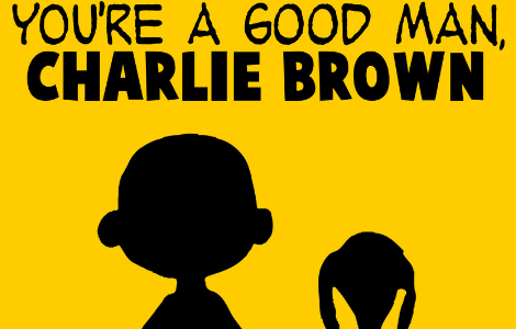 Charlie Brown musical graphic